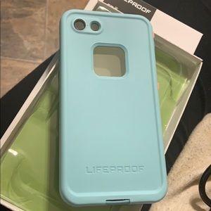 New lifeproof case iPhone 7/8